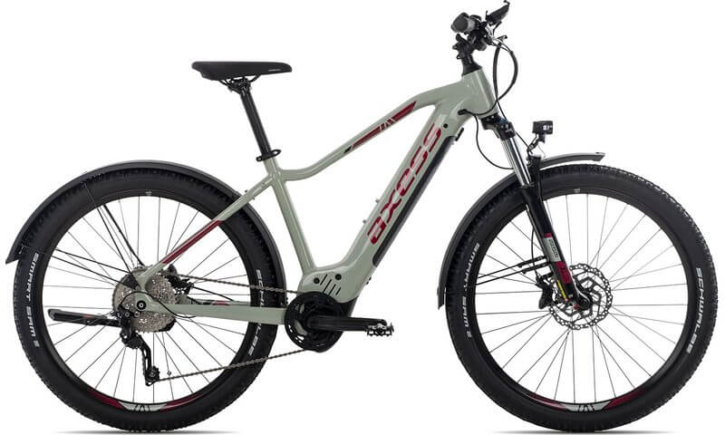 Axess Force WS 2021 in der Farbe light grey / red / purple