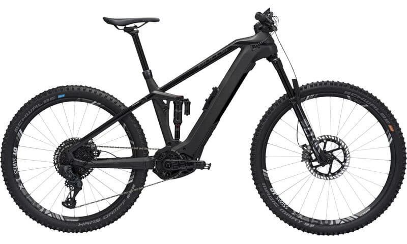 Bulls Sonic EVO AM 6 Carbon 2020 in der Farbe UD carbon