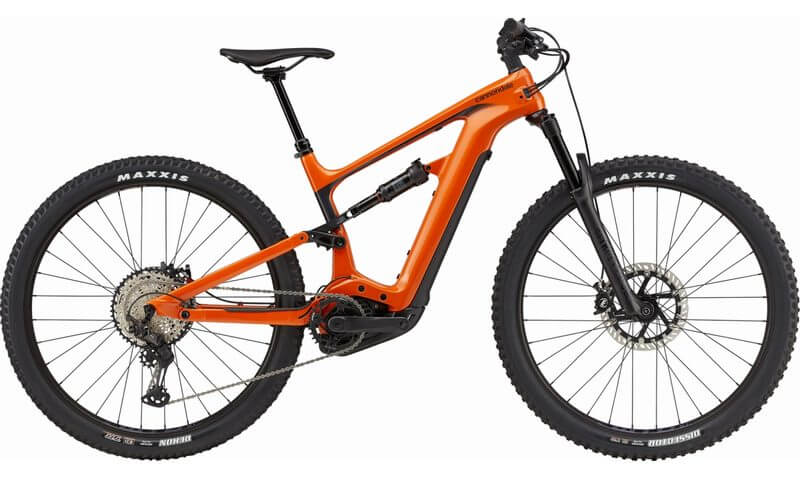 Cannondale Habit Neo 2 2021 in der Farbe saber