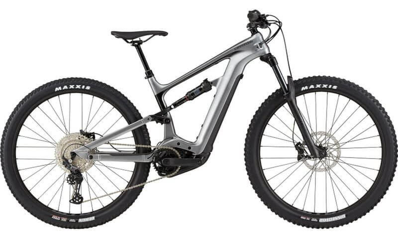 Cannondale Habit Neo 4 Plus 2021 in der Farbe grey