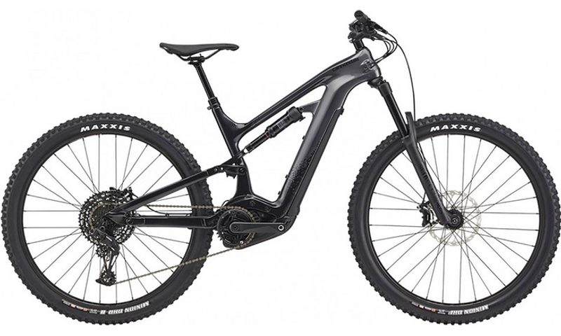 Cannondale Moterra Neo 3 Plus 2020 in der Farbe bbq