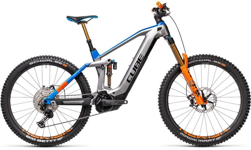 Cube Stereo Hybrid 160 HPC Actionteam 625 Nyon 2021 in der Farbe actionteam