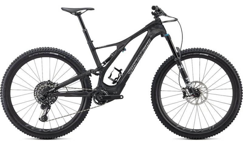 Specialized Turbo Levo SL Expert Carbon 2020 in der Farbe carbon / white